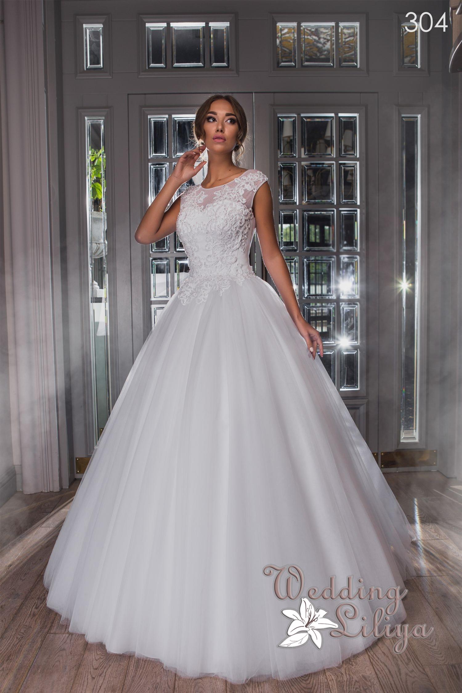 Свадебное платье на домодедовской